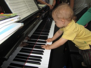 Nico pianista