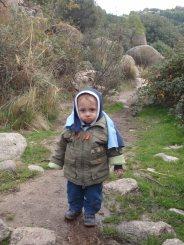 Nicolás en el camino